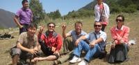 Международная конференция Слоу Фуд в Бишкеке