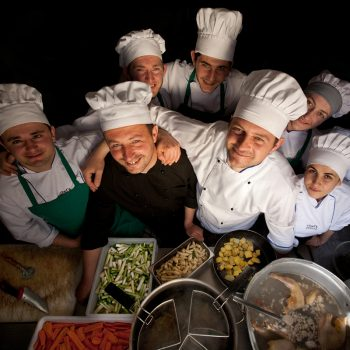 Slow Food Alliance des chefs