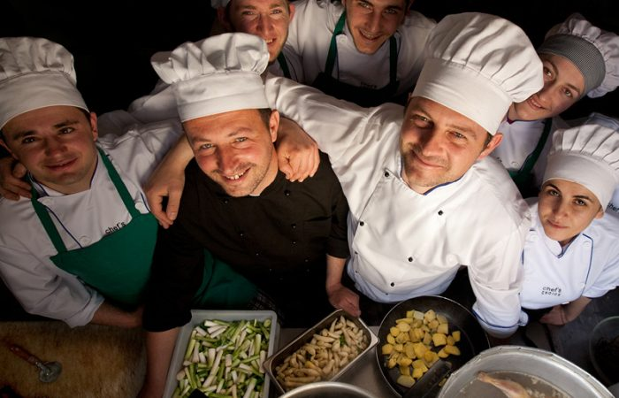 Slow Food Masterclass: Chefs' Alliance culinary experiences in Kraków