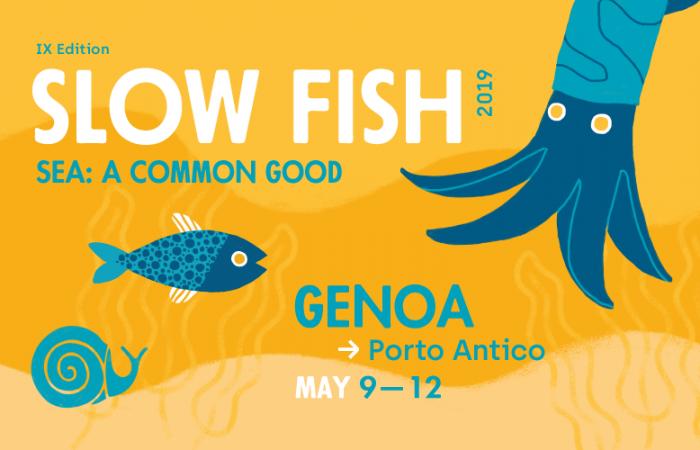 «Море: общее благо»: Выставка Slow Fish 2019 в Генуе