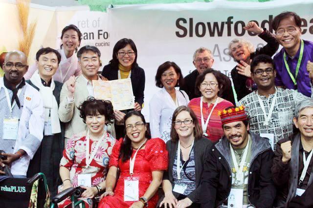 Начинается фестиваль Slow Food Asia Pacific Festival 2015!
