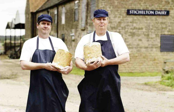 O Slow Food lança uma petição e cria uma Fortaleza para salvar um dos queijos mais antigos da Inglaterra