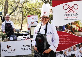 Músculo de boi Tšhlothlo: A receita dos Cozinheiros da Aliança na África do Sul