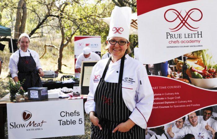 Rinderhaxe Tšhlothlo: Chef Alliance in Südafrika Rezepte