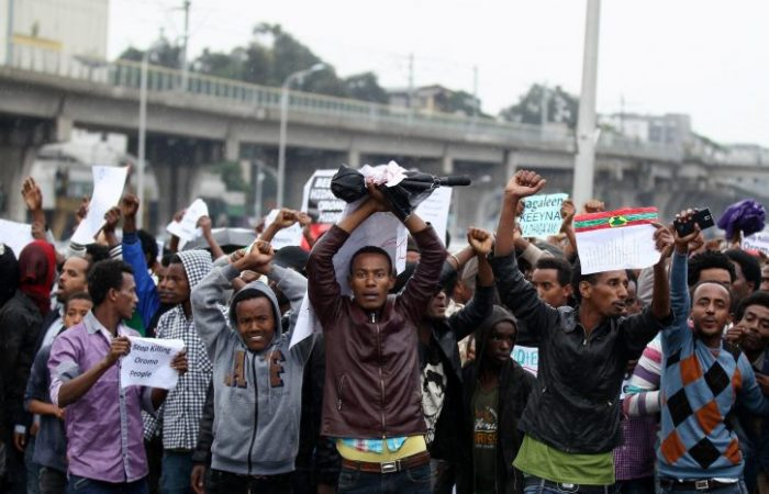 Ethiopia: Repression, land grabbing and hunger