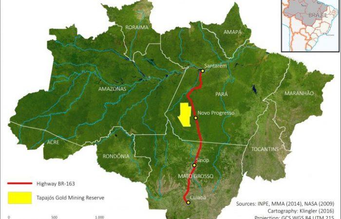 S.o.S Amazônia: o governo brasileiro entrega a floresta às mineradoras