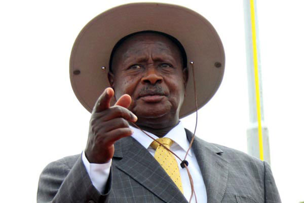 Uganda: President Museveni refuses to sign GMO law