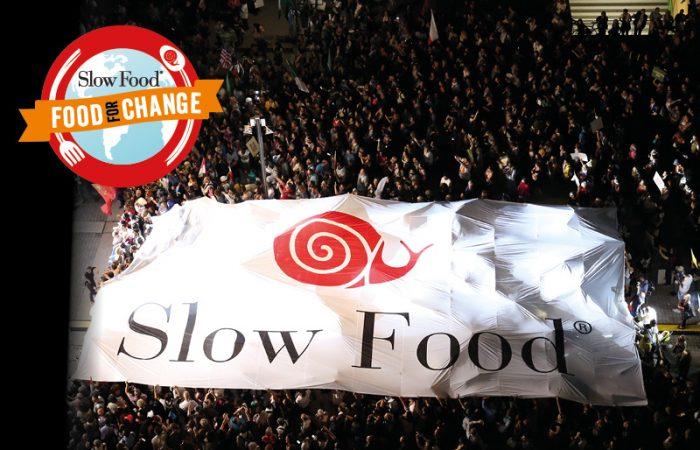 El Terra Madre continua: Slow Food es Food for Change en todo el mundo