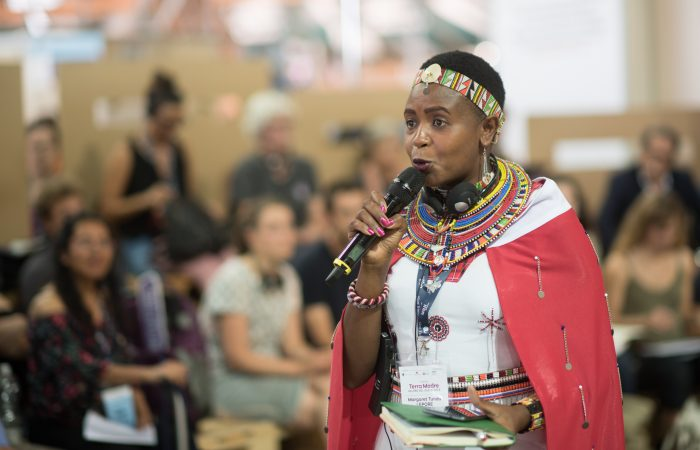 Mujeres Indígenas agentes de cambio frente al cambio climático