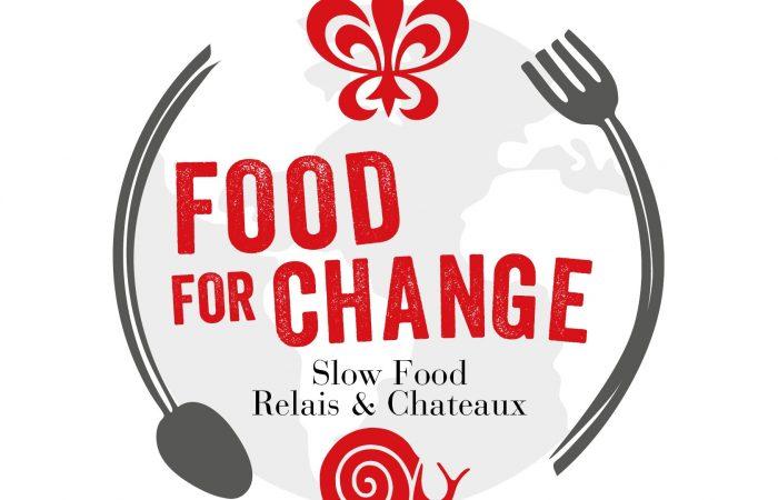 Nace una importante colaboración entre Slow Food y Relais & Châteaux para #foodforchange en el Terra Madre Salone del Gusto 2018