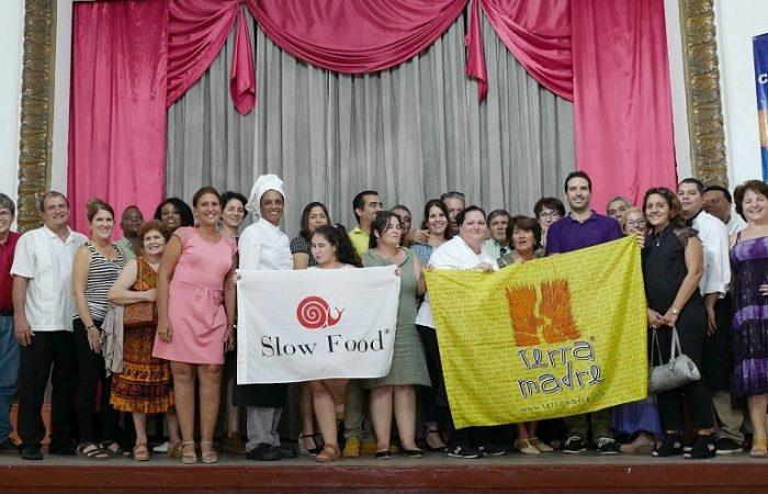 Fundación del Movimiento de Alimentación Sostenible en Cuba