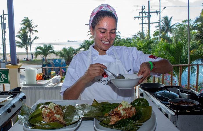 """Taste of the Sea"" Opens its Doors to the Slow Fish Caribe Network"