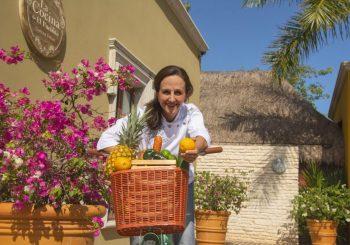 Mantener las antiguas tradiciones vivas es primordial en la filosofía de Slow Food, igual que lo es el trabajo de Karla Enciso