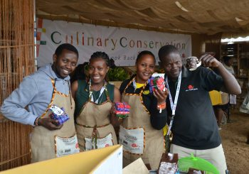 Slow Food and Heritage Foods Africa Together at Kilifair Tourism Fair