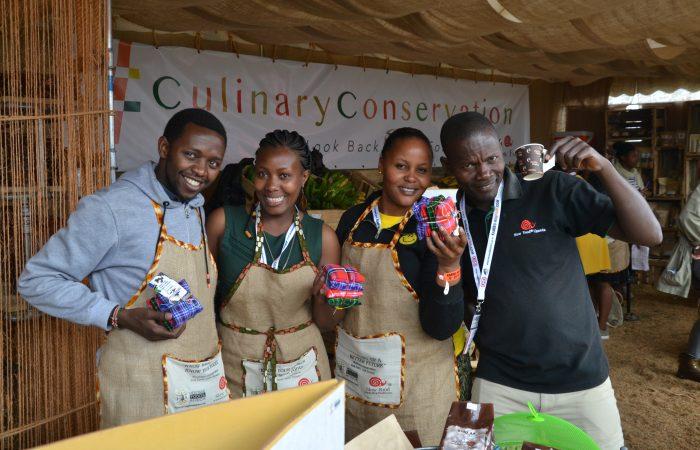 Slow Food et Heritage Foods Africa se retrouvent à Kilifair