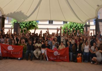 Visionaries of the world unite, and join Slow Food