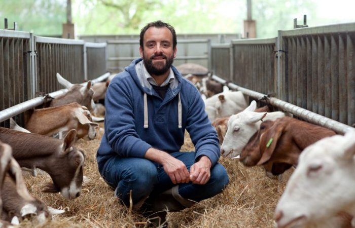 Putting goat meat on the menu with James Whetlor: it's ethical, sustainable and delicious!