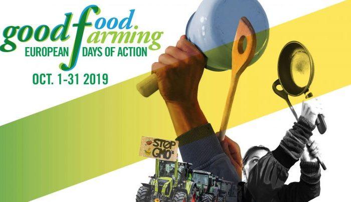 Mais Uma Vez, Vozes Altas para o Good Food Good Farming na Europa