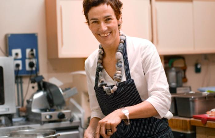 Сандра Дефанти: Имбирный соус