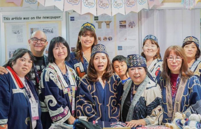 Slow Food Gathers the Wisdom and Skills of Indigenous Peoples From Around the World in Japan