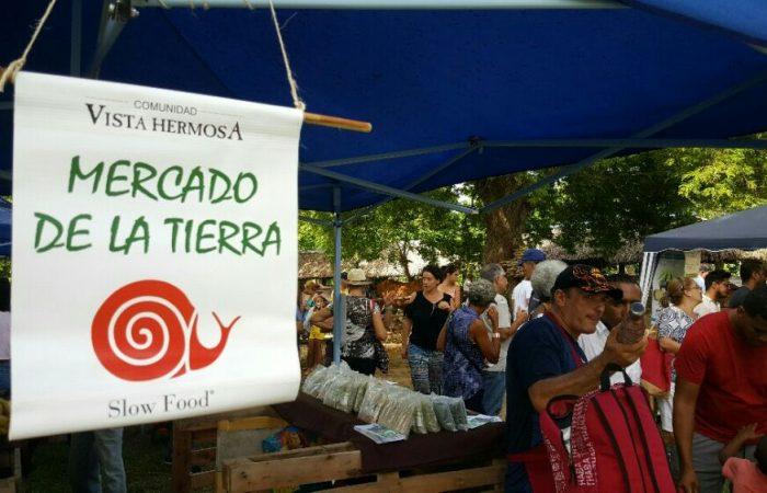 Los proyectos de Slow Food en Cuba se expanden con el primer Mercado de la Tierra cubano