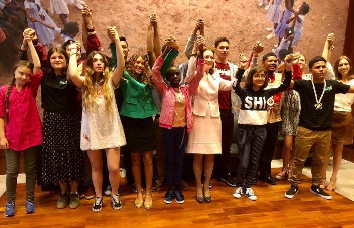 """""""Devuélvannos nuestro futuro"""" Chiara Sacchi, Activista de Slow Food con Greta hacia la ONU"""