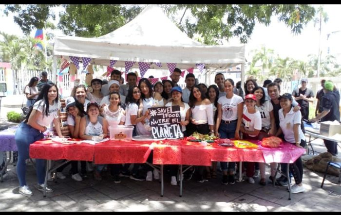 Disco Sopa: los jóvenes de Bucaramanga se movilizan para el rescate de alimentos