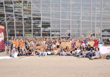 Beim Treffen des Slow Food Youth Network in Deutschland geht es um die Herausforderungen für Europas Lebensmittelsystem