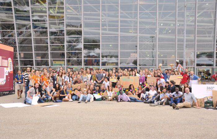 Jóvenes activistas de Slow Food se reúnen en Alemania para retar al sistema alimentario europeo