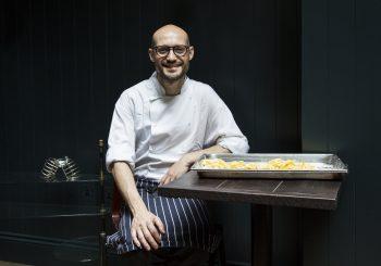 Receta de la Alianza de Cocineros: Alessandro Grano, de Italia al Reino Unido