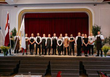 Альянс поваров Слоу Фуд стартовал в Латвии