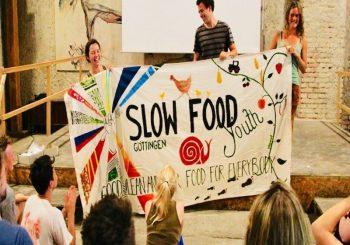 Первое молодежное сообщество Слоу Фуд Армении на встрече международного движения в Германии
