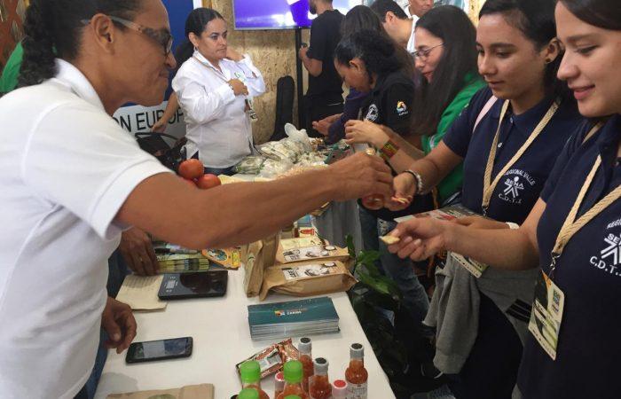 Slow Fish Caribe participa en Bioexpo 2019, la principal feria de negocios verdes sostenibles de Colombia