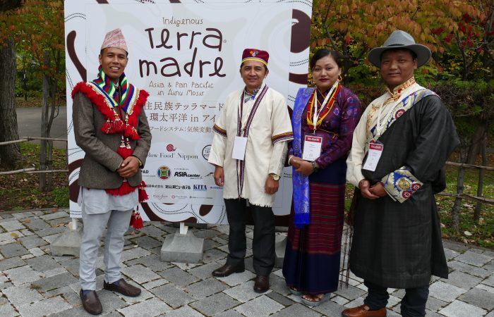 Healing the Climate and Food Insecurity at Indigenous Terra Madre