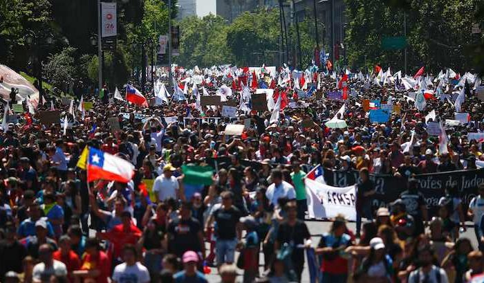 Protestas en Chile, también la red Slow Food en el país se une