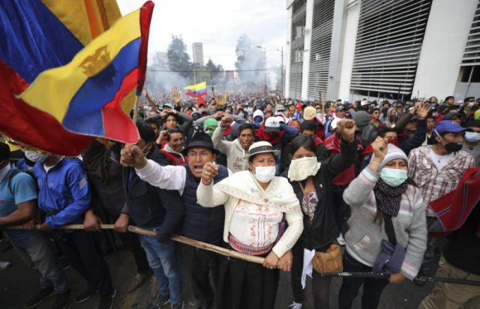 What's Going On in Ecuador?
