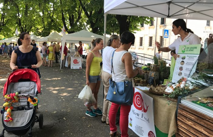 Celebrating 30 Years of Slow Food: The Story of the Sommacampagna Earth Market