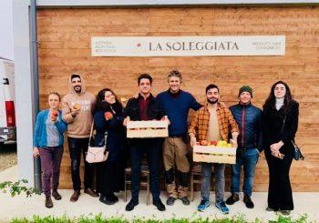 Образовательная поездка делегации проекта COVCHEG в Пьемонт