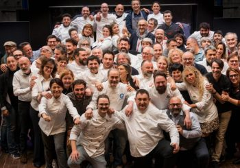 """""""Chefs have a role to play in fighting the climate crisis"""": the message of the Slow Food Cooks' Alliance gathering in Bologna"""