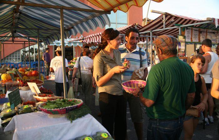 Slow Food Earth Markets – A Farmers' Market Like No Other