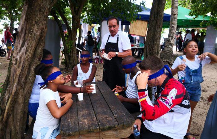 Sixth Providencia Black Crab Festival