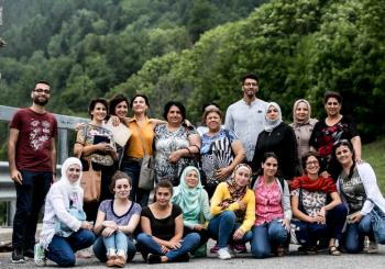 Rebuilding Syria Through Women's Strength