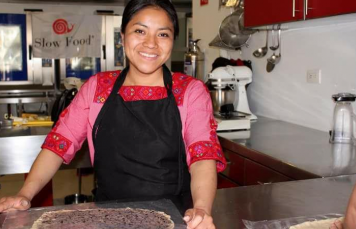 A recipe from the Cooks' Alliance: the Importance of indigenous traditions to Claudia Albertina Ruiz Sántiz