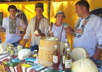 Первое географического указание в Украине получил сыр из Ковчега Вкуса