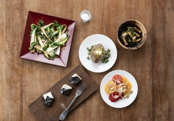 Slow Down for Meatless Monday with Five Winter Dishes