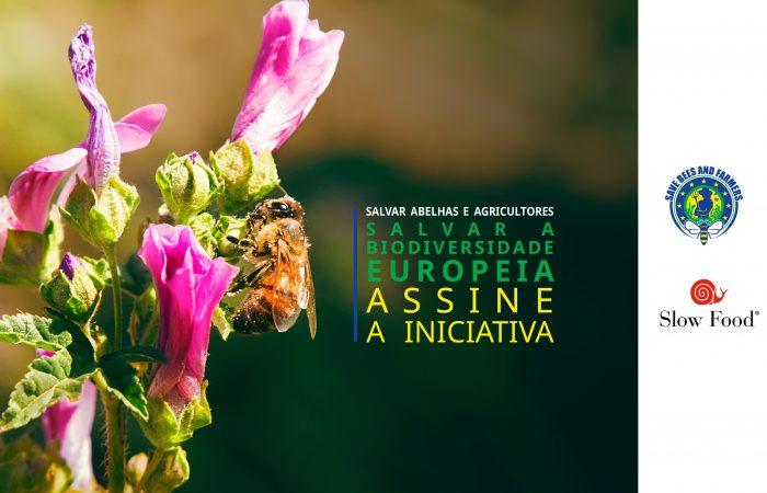 Slow Food Europa: A nova estratégia da UE para a biodiversidade deve proteger as abelhas e os polinizadores