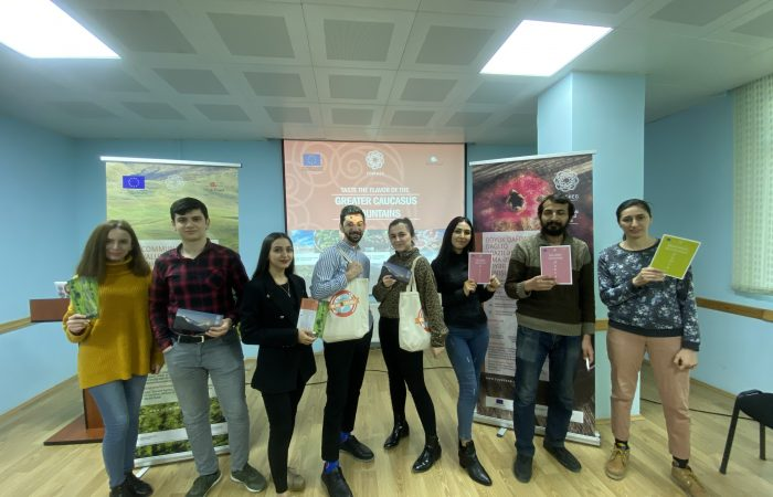 A Rising Star: The Slow Food Youth Network group in Baku, Food for Change