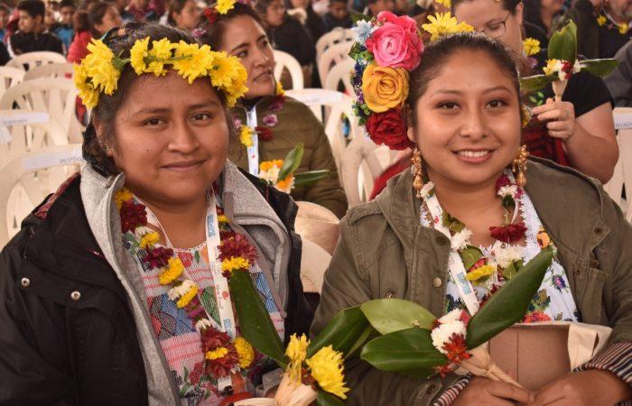 Red indígena Terra Madre: Protección de alimentos y territorio.