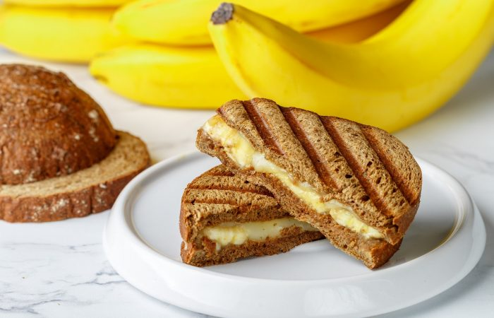 Slow Down for Meatless Monday with Banana com Queijo