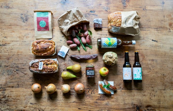 Supporting Dutch Farmers, Food Producers and Retail in Times of Covid19